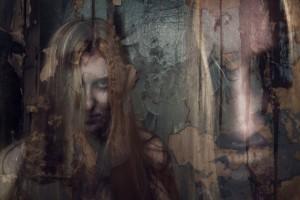 Sad Ghost Girl